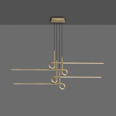 Mantra 6123 Suspensie Cinto Satin Antique