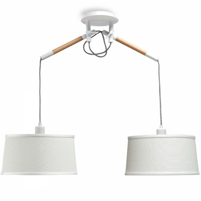 Mantra 4930 Suspensie Nordica White