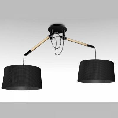 Mantra 4931 Suspensie Nordica Black
