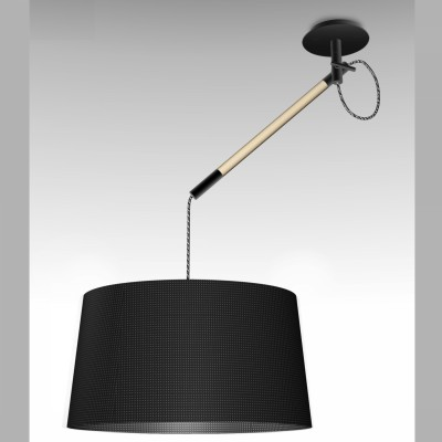 Mantra 4929 Suspensie Nordica Black