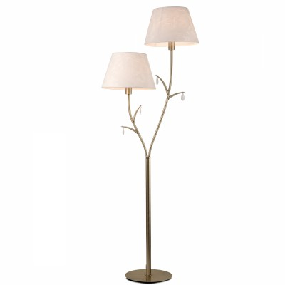 Mantra 6340 Lampadar Andrea Antique