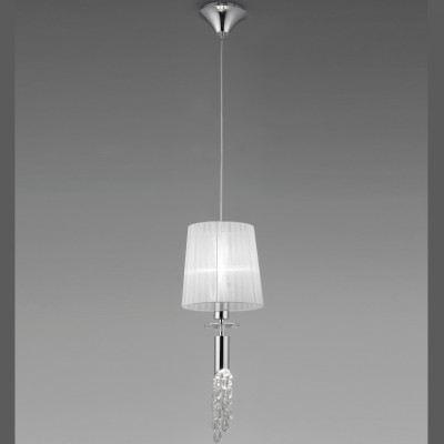 Mantra 3861 Suspensie Tiffany Chrome