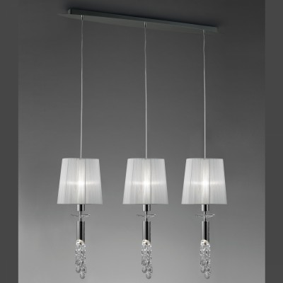 Mantra 3855 Suspensie Tiffany Chrome