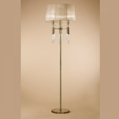 Mantra 3889 Lampadar Tiffany Antique