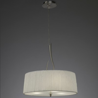 Mantra 3704 Suspensie Lua Satin Nickel